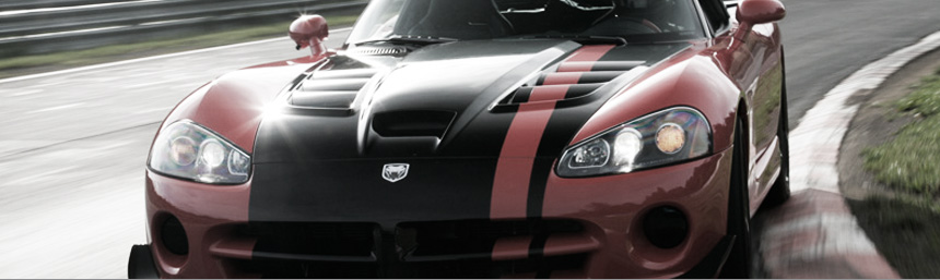 KW Dogde Viper ACR