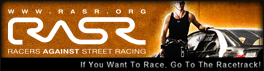 RASR - Racers Against Street Racing