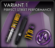 KW Variant 1 coilover kit